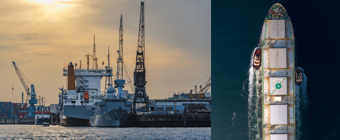Edge devices and IoT device management in maritime