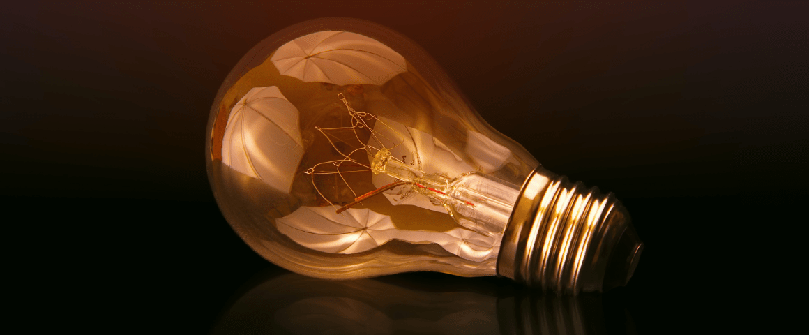 Light bulb for embedded systems in innovation