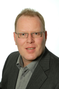 Joerg Peschke, Director, Drives and Controls, at the MacGregor Group