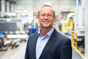 This is Roger Feist, Director of Digital Solutions, Achenbach and expert in industrial IoT device management