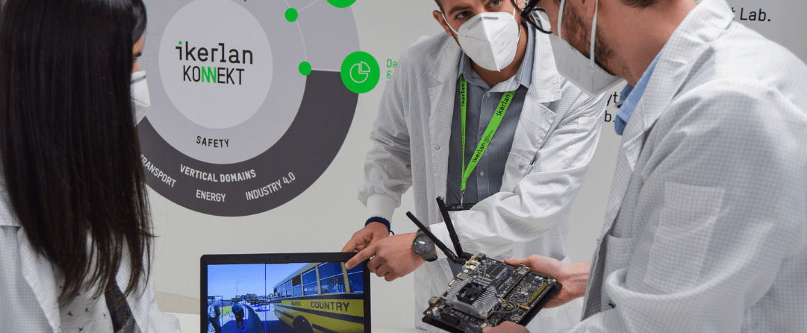 Constrained devices on the edge with machine learning models at Ikerlan